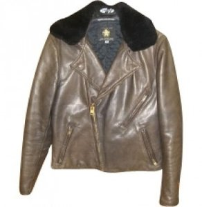 Golden Bear Motorcycle Jacket