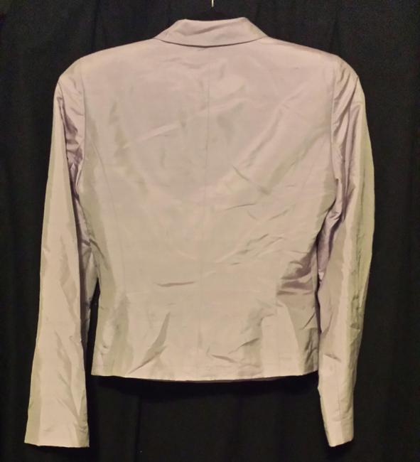 Ann Taylor Business Work Jacket Light Purple Blazer