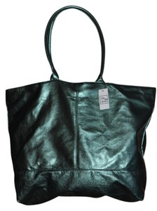 Saks Fifth Avenue Tote in Jade