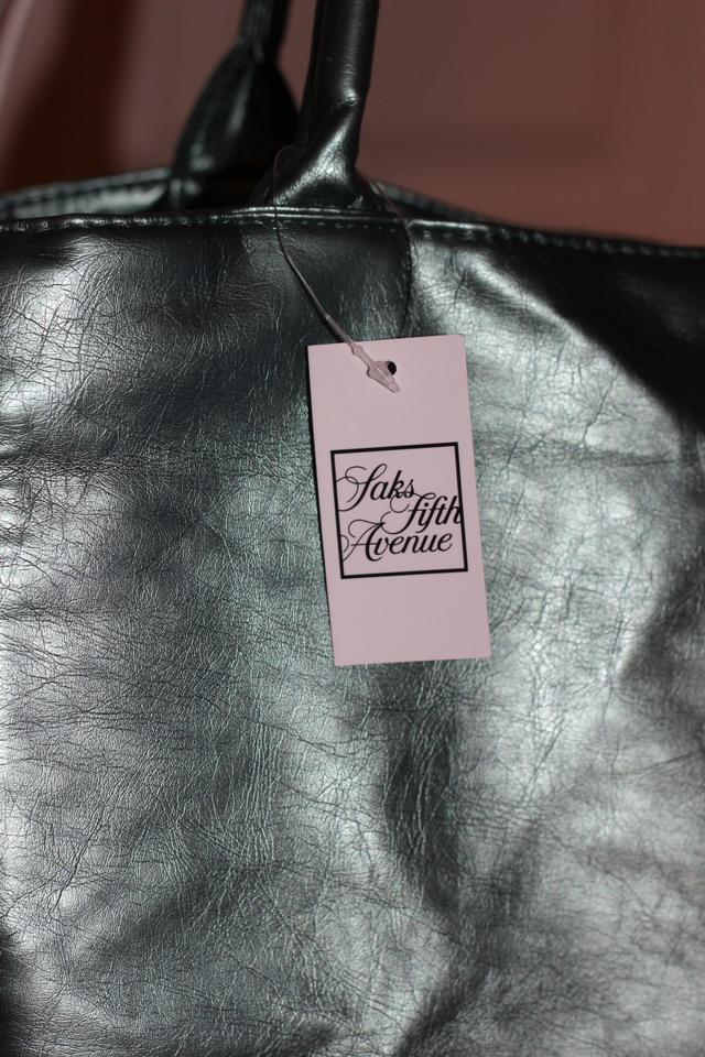 dded9e8759cf ... celine bag pink - Saks Fifth Avenue Extra Large New With Tags Jade Tote  Bag ...