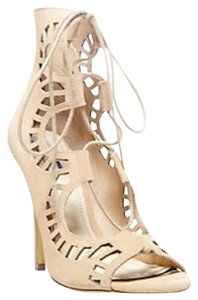 Shoemint Nude Pumps