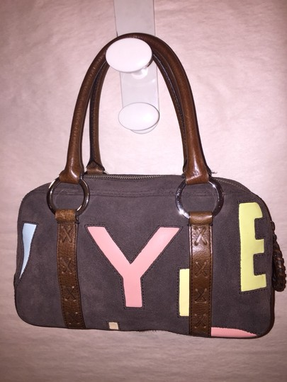 Givenchy Satchel in brown / multi