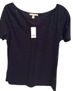 Banana Republic Top Navy