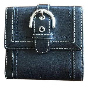Coach COACH SMALL LEATHER WALLET
