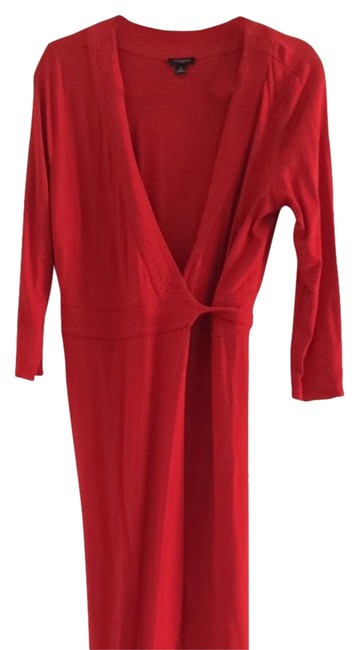 Preload https://item5.tradesy.com/images/ann-taylor-dress-red-1816474-0-0.jpg?width=400&height=650