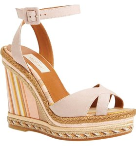 Valentino Sandals Sandal Espadrille Multi Wedges