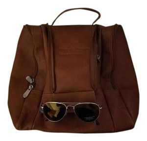 Real Leather Travel Tan Travel Bag
