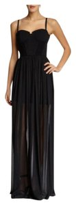 Alice + Olivia Gown Lbd Maxi Dress