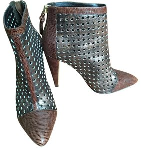 French Connection Bootie Bronze Boots