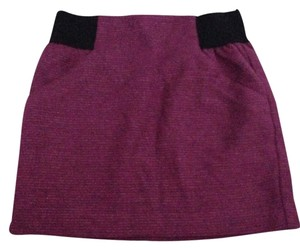 The Limited Skirt Magenta