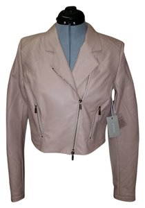 Jason Wu Lambskin Leather Motorcycle Jacket