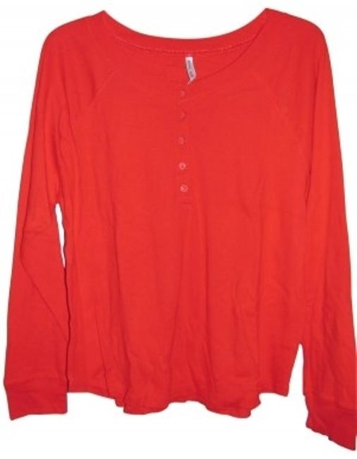 Preload https://item5.tradesy.com/images/white-stag-red-knit-by-casual-button-down-top-size-16-xl-plus-0x-18169-0-0.jpg?width=400&height=650
