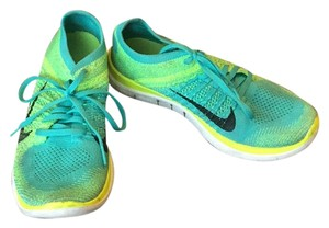 Nike Green and Blue Athletic