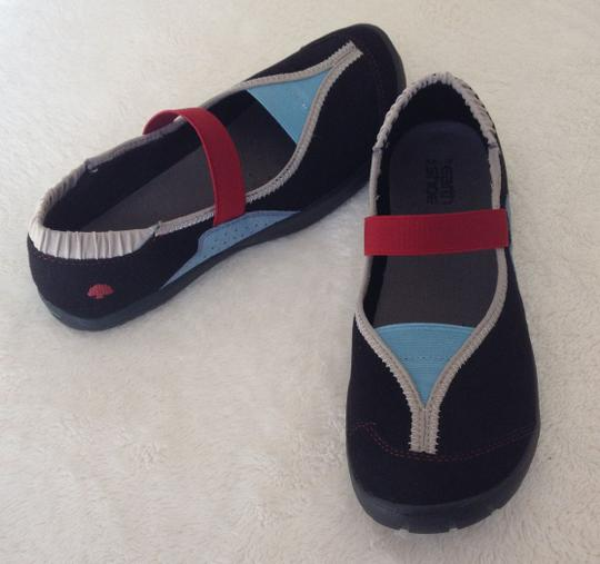 Kalso Earth Black Multi Flats
