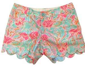 Lilly Pulitzer Dress Shorts Jellies Be Jammin