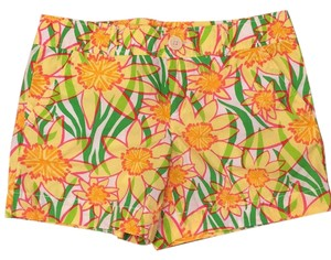 Lilly Pulitzer Mini/Short Shorts Daffies