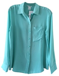 Club Monaco Top Light blue