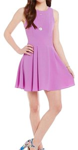 GB short dress Lavander on Tradesy