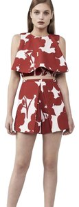 Keepsake the Label Mini/Short Shorts Floral red