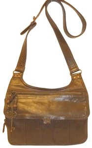 Fossil Refurbished Leather Cross Body Bag