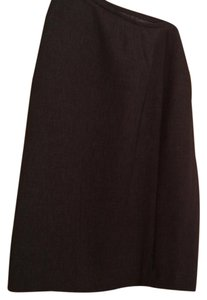 Kasper Skirt dark brown