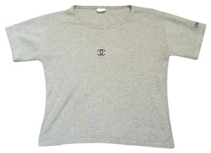 Chanel Top Gray