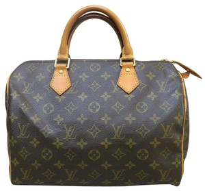 Louis Vuitton Lv Speedy Tote in Monogram