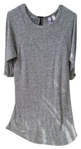 Alya short dress Grey on Tradesy