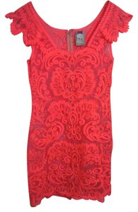 Yoana Baraschi Embroidered Embellished Dress