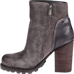 06d372f54 Grey Sam Edelman Boots   Booties - Up to 90% off at Tradesy