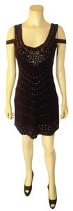 Karen Millen P2177 Cocktail Size 4 Dress