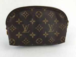 Louis Vuitton *Needs to be re-lined* Louis Vuittion Cosmetic Pouch