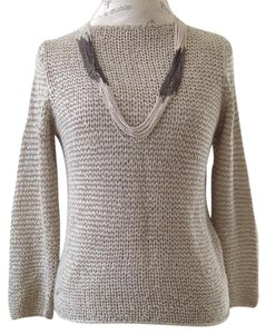 Ann Taylor LOFT Vince Theory Sweater
