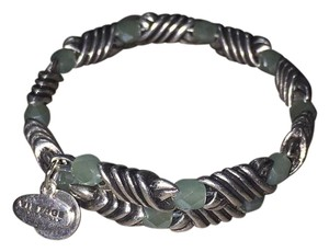 Alex and Ani Forest's Blessing Wrap, Milkweed, RS