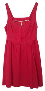 Maeve short dress Red on Tradesy