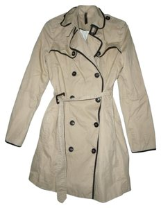 Mango Career Autumn Fall Trench Coat