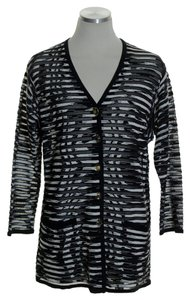 Escada Long Sleeve Black Jacket
