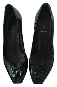 Fendi Black Patent Pumps