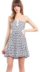 Sugarlips short dress Black and White on Tradesy