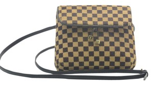 Louis Vuitton Ebene Azur Monogram Cosmetic Cross Body Bag