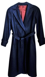 Lewis's British Trench Wool Trench Coat