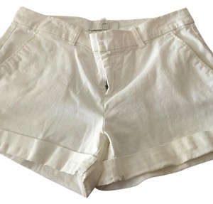 Joie Dress Shorts Porcelain