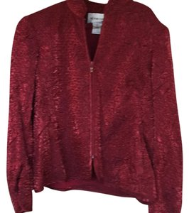 Victor Costa Top Dark red