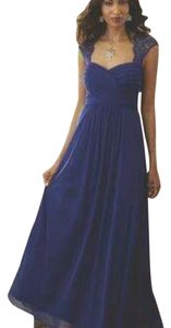 Blue Maxi Dress by Midnight Velvet