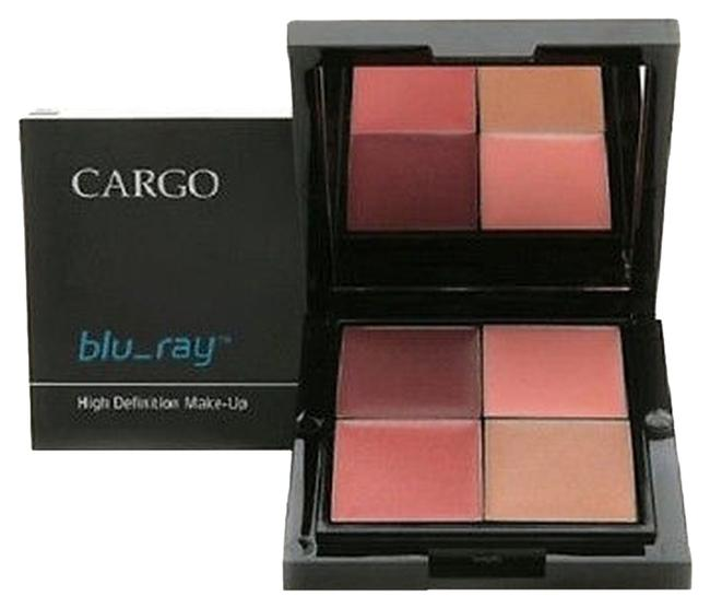 Item - Box Blu_ray Lip Gloss Palette High Definition Makeup 4 Color -- New In