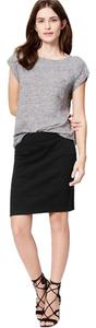 Ann Taylor LOFT Pull On Skirt black