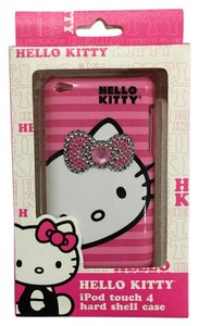 Hello Kitty Bedazzled Hello Kitty iPod Touch 4 Hard Shell Case