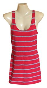 Forever 21 short dress Red/Gray on Tradesy