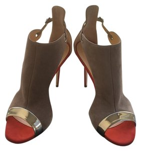 Giuseppe Zanotti Red brown Pumps