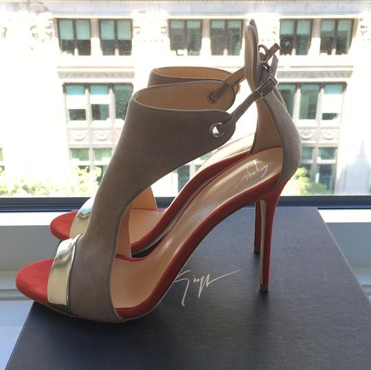 Giuseppe Zanotti Red brown Pumps Image 1